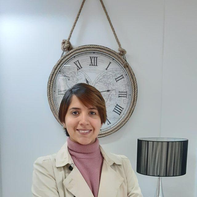 Claudia Salaverría Galicia