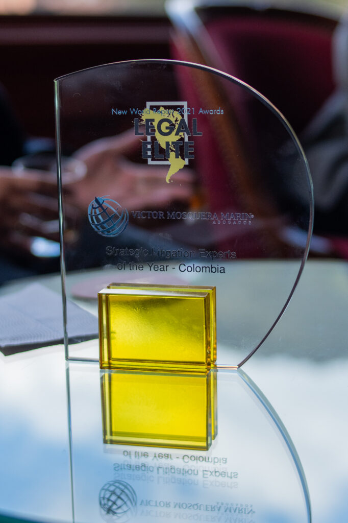 Premio Strategic Litigation Experts of the Year - Colombia